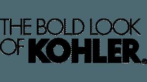 The Bold Look of Kohler Logo