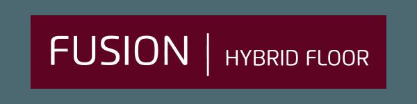 Fusion Hybrid Floor Logo