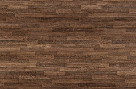 Dark brown hardwood flooring